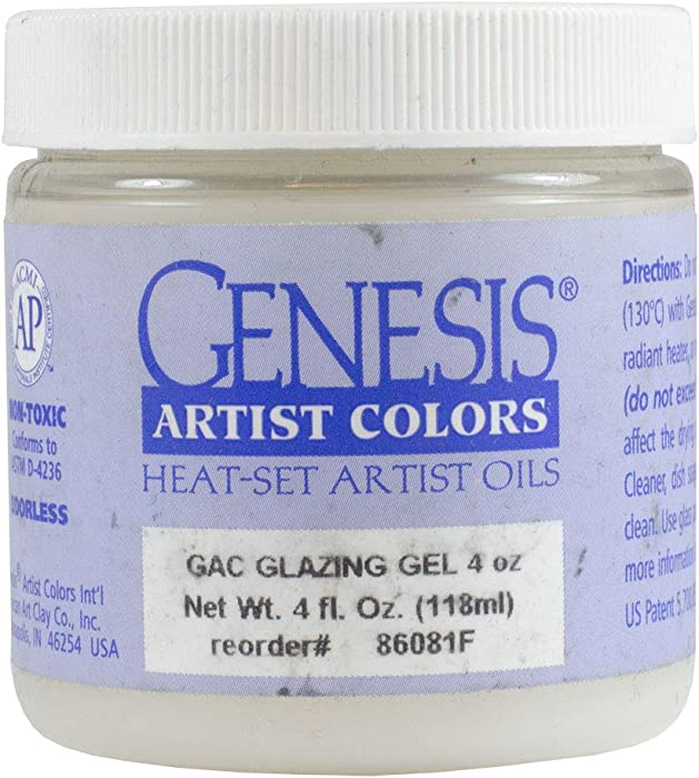 Top 6 Genesis Glazing Gel