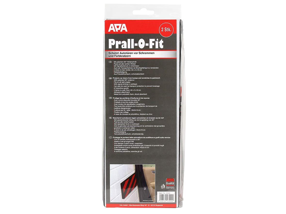 PA APA 23449 Garage Door Protection Set of 2
