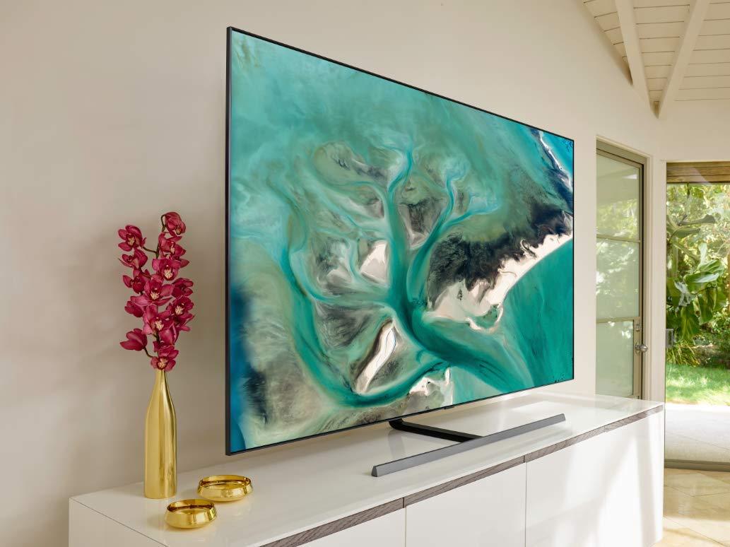 140 cm - QE55Q80R Samsung Smart TV 4K//UHD QLED 55