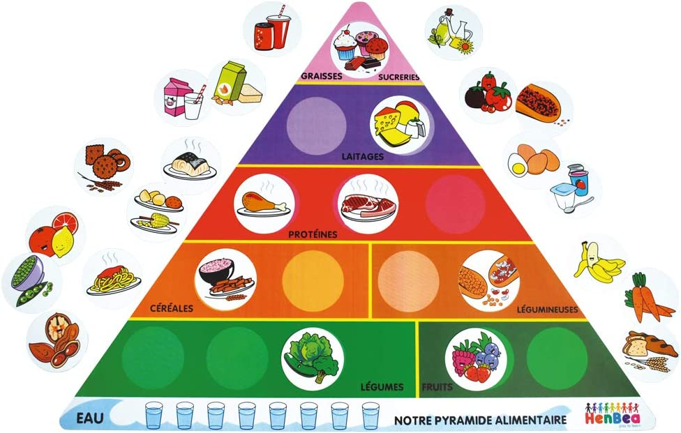 Libro pirámide alimentaria