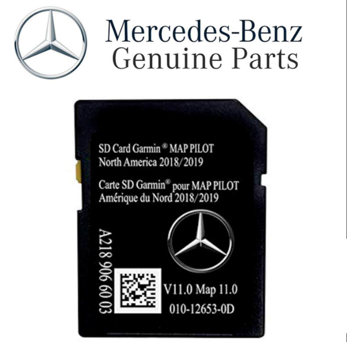 Latest 2018 2019 Navigation SD Card 2019 2018 2017 Version A2189066003 for Mercedes B C CLA GLA GLC SLC