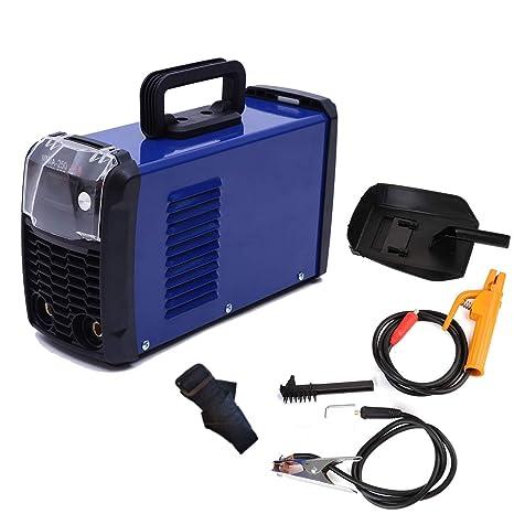 Máquina De Soldadura IGBT MMA ARC 250 AMP Rod 250A 220V-240V Pantalla Digital LCD