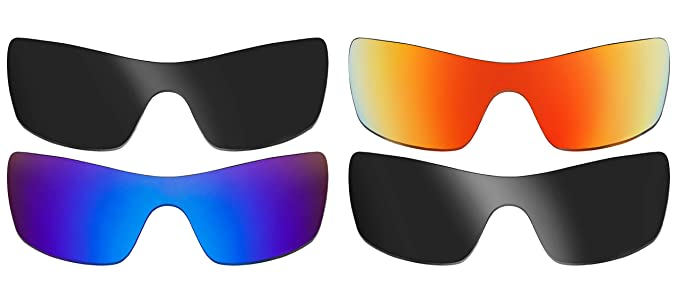 Amazon.com: Lentes compatibles con Oakley Antix polarizadas ...