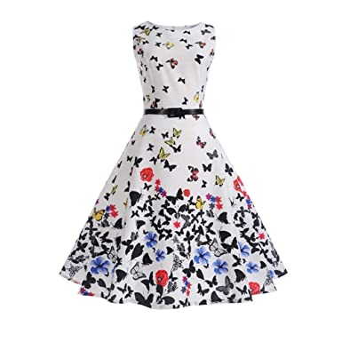 Moonker Girls Princess Wedding Dress 5 10 Years OldChildren Kids Floral Print