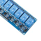 ELEGOO 8 Channel DC 5V Relay Module with