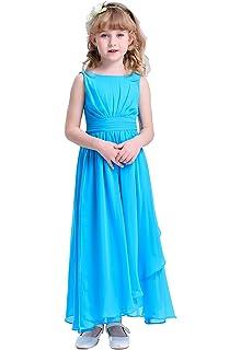 21926a620 Amazon.com: Happy Rose Juniors Long Bridesmaid Dress Party Dresses ...