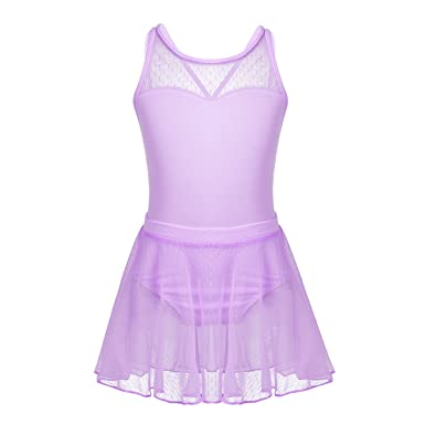 74ae8b05f iiniim Girls Kids Camisole Leotard Ballet Tutu Dress Gymnastics ...