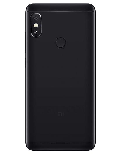 buy online 85c52 4b335 Truestep Replacement Back Battery Door Housing Cover Panel for Xiaomi Redmi  Note 5 Pro (Black)