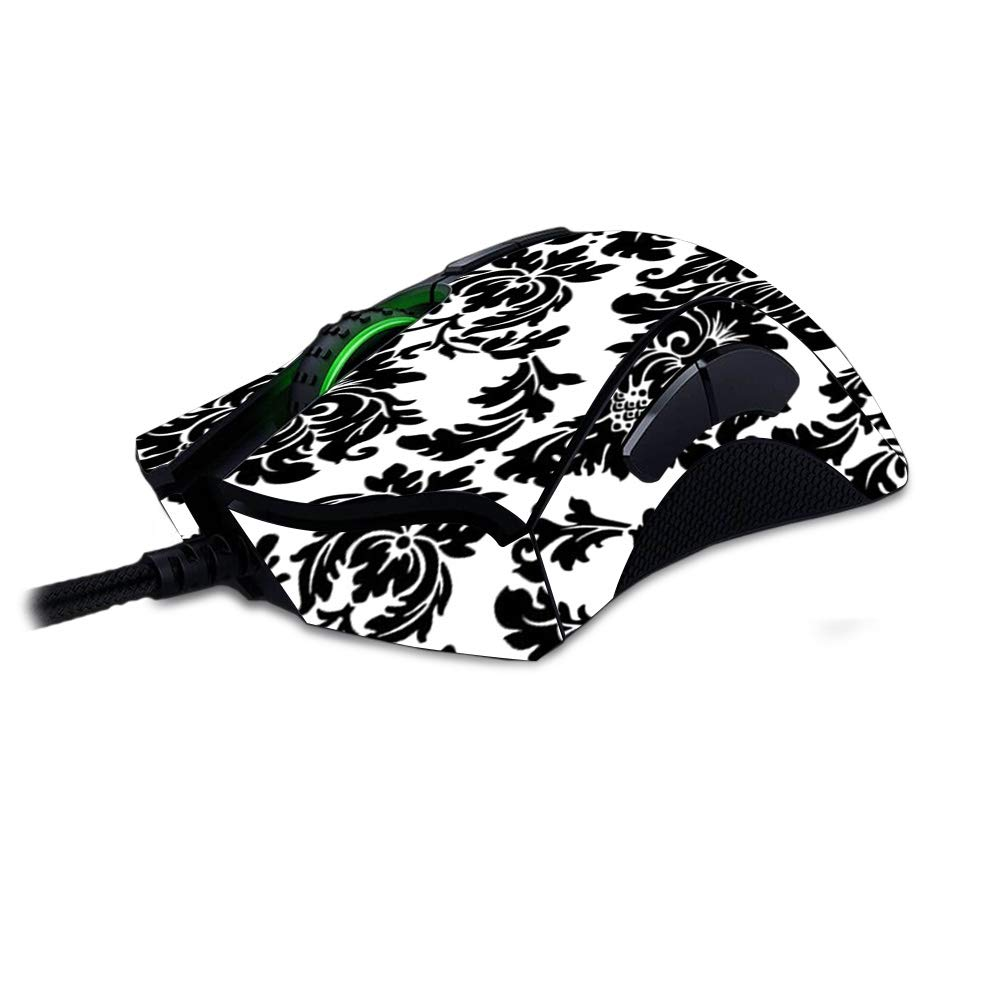 Easy to Apply Remove and Change Styles Made in The USA Carved Blue Durable MightySkins Skin Compatible with Razer Naga Hex V2 Gaming Mouse Protective and Unique Vinyl Decal wrap Cover