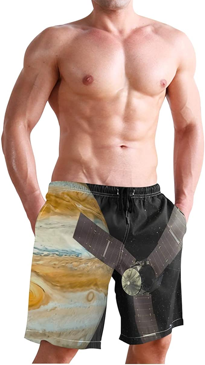 Jupiter Planet Space Sonda de tabla pantalones cortos de ...