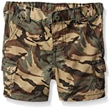 Best Wrangler Clothing For Boys - Wrangler Authentics Baby Infant Cargo Camo Short, 18 Review