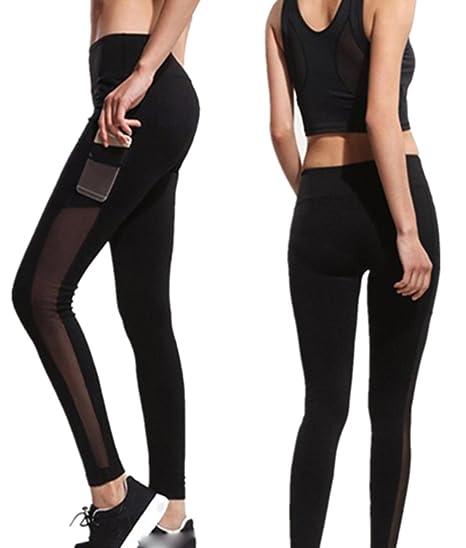 Amazon.com: Women Yoga Pants,Sexy Meah Workout Leggings ...