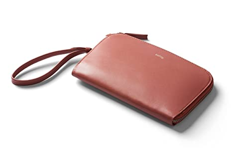 a573f5ea48f7 Bellroy Women s Leather Clutch - DeepBlush  Amazon.ca  Luggage   Bags