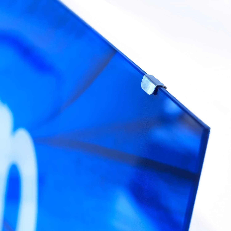 Photo d/écorative panoramique Tableau Image Tulup Impression sur Verre de 125x50 cm Paysage Mer