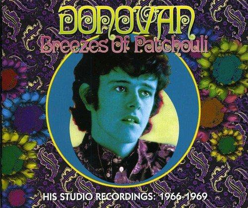 Breezes of Patchouli: His Studio Recordings 66-69 ()