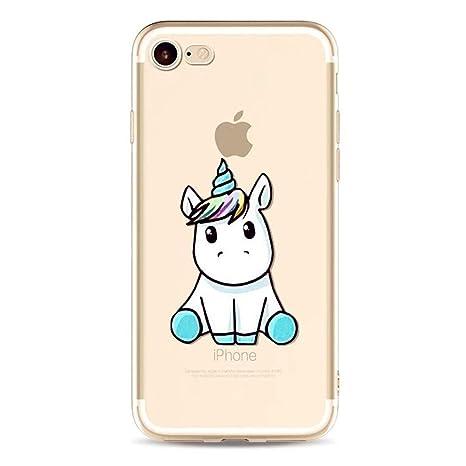 BéBé Licorne® - Carcasa para iPhone ultrafina, dibujo Clover ...