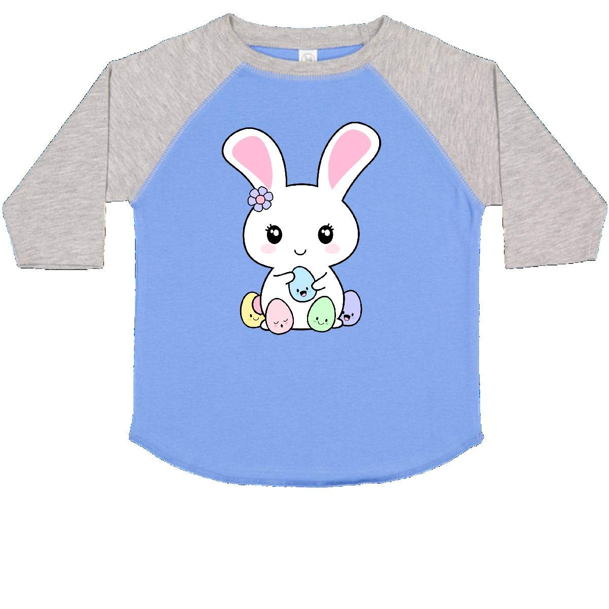 inktastic Kawaii Easter Bunny Toddler T-Shirt