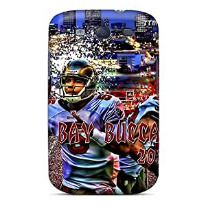 Durable Case For The Galaxy S3- Eco-friendly Retail Packaging(tampa Bay Buccaneers)