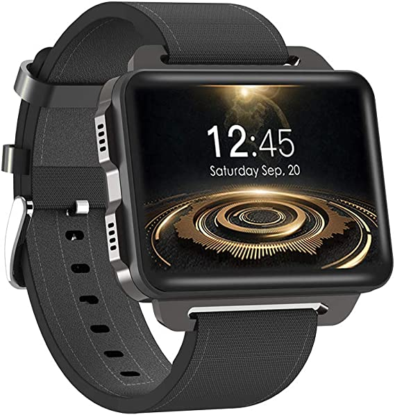 Festnight Smart Watch Health & Fitness Sports Watch 2.2inch IPS Screen Long Battery Life Android 5.1 Pedometer Heart Rate Monitor Supporting WiFi Nano ...