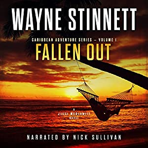 Fallen Out: A Jesse McDermitt Novel (Caribbean Adventure Series, Volume 1) Hörbuch