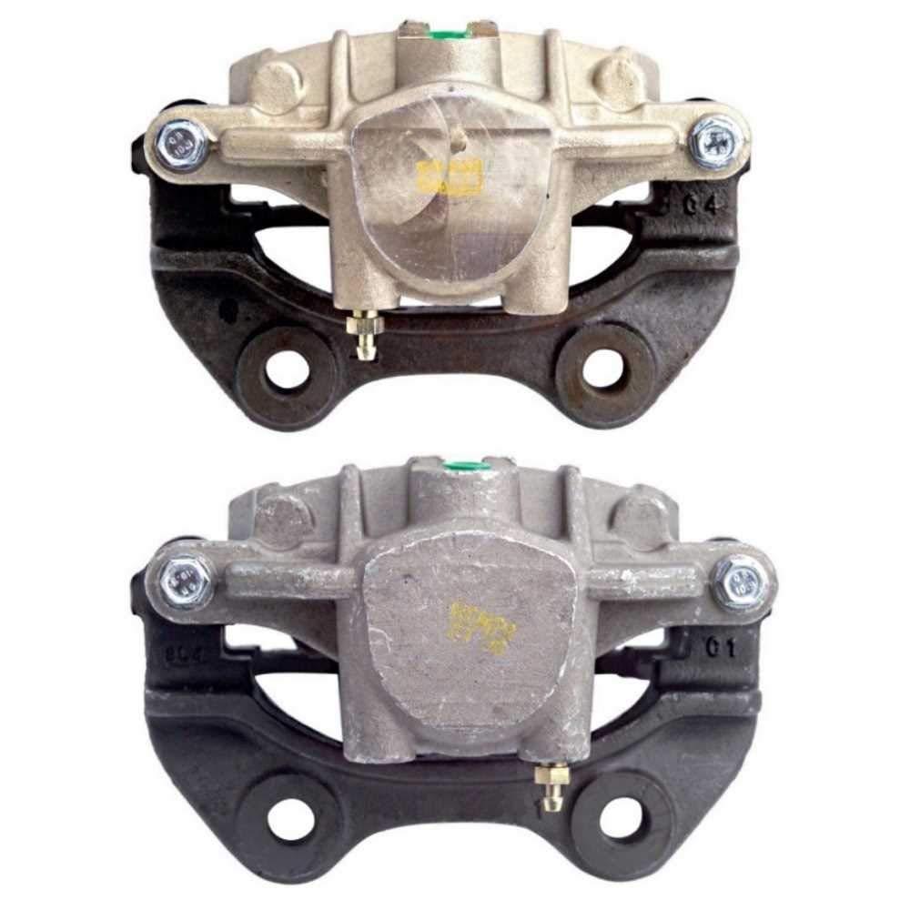 Prime Choice Auto Parts BC2691PR Pair of Rear Brake Calipers