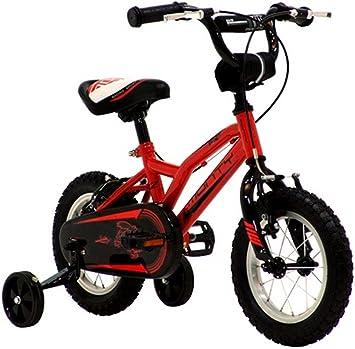 Monty 102 Nano - Bicicleta Infantes, Cuadro de Acero Talla 8 ...