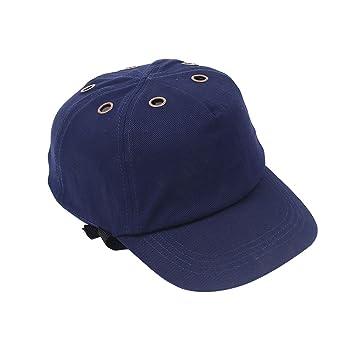 Giantree Ligero, seguridad, anti-destrozos, trabajo, sombrero duro, bump cap, protección, gorra de béisbol: Amazon.es: Bricolaje y herramientas