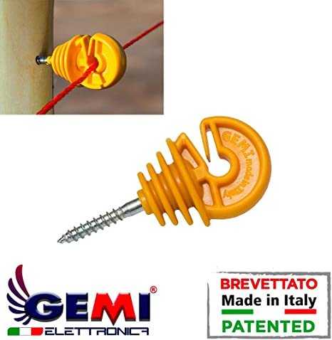 Yellow-Orange Color; Great for Small Easy to Keep Animals VOSS.farming Electric Fence Polywire 250m 3x0,16 Stainless Steel Conductors