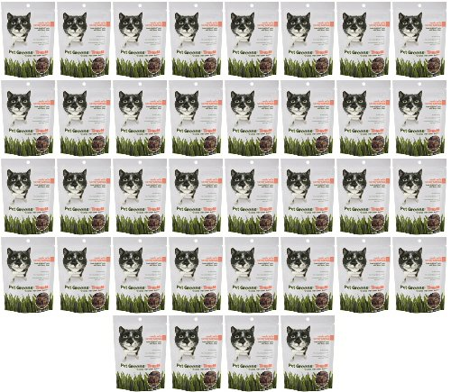 Bell Rock Semi-Moist Cat Treats Savory Salmon 7.75Lbs (36 x 3oz) by Bell Rock