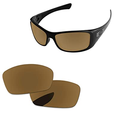 amazon com papaviva lenses replacement for oakley hijinx bronze rh amazon com
