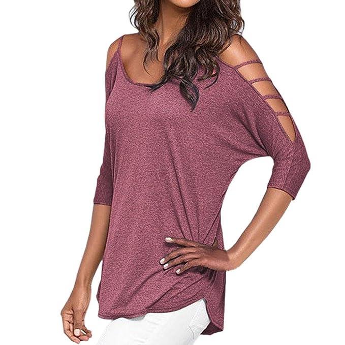 FAMILIZO Camisetas Mujer Manga Larga Terciopelo Moda Camisetas Mujer Tallas Grandes Camisetas Mujer Verano Blusa Mujer