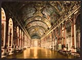 Photo: Gallery of Mirrors, Versailles, France