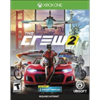 The Crew 2 for Xbox One by Ubisoft