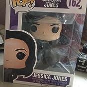JESSICA JONES FUNKO POP 162 DA 10 CM NUOVO DA NEGOZIO