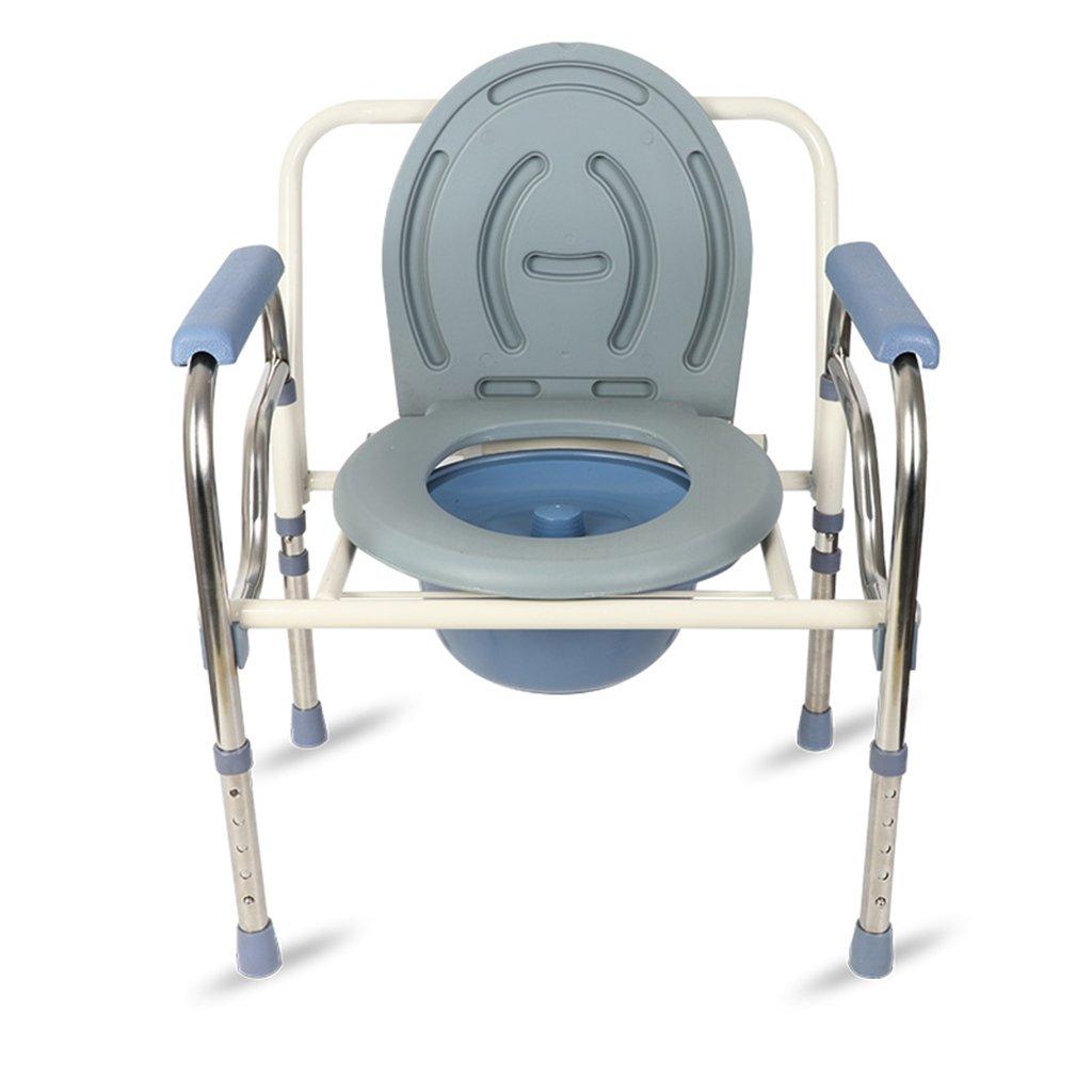 XZXYHCJ FJXLZ® Sedia da doccia, Pieghevole Anziani Donne incinte Bagno Sedia da bagno Disabile Vasino Rimovibile, leggero