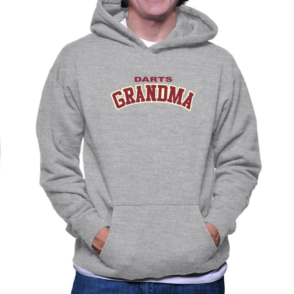 - Teeburon Darts Grandma Grandma Grandma Hoodie 54cdd2