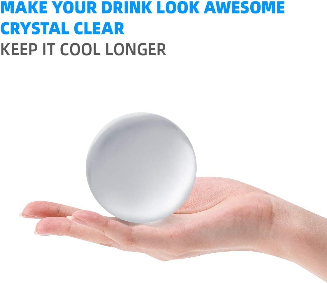 Crystal Clear Ice Ball Maker Rotondo