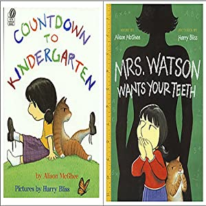 'Mrs. Watson Wants Your Teeth' and 'Countdown to Kindergarten' Audiobook
