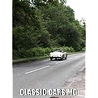 Classic Cars - MG