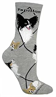 product image for Papillon Woman's Socks Size 9-11