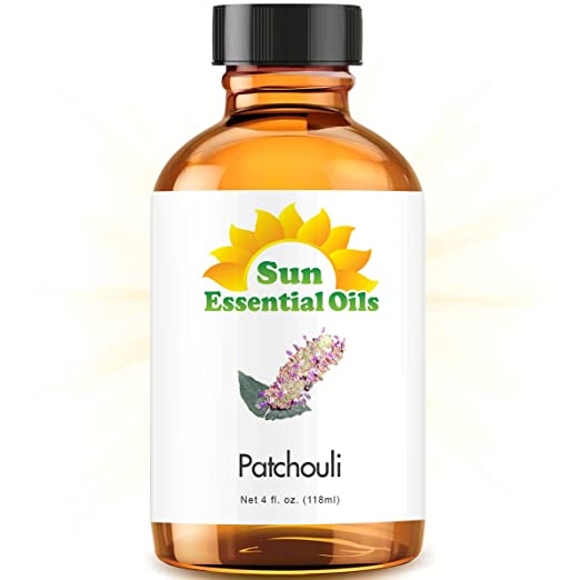 patchouli essential oil for hair growth