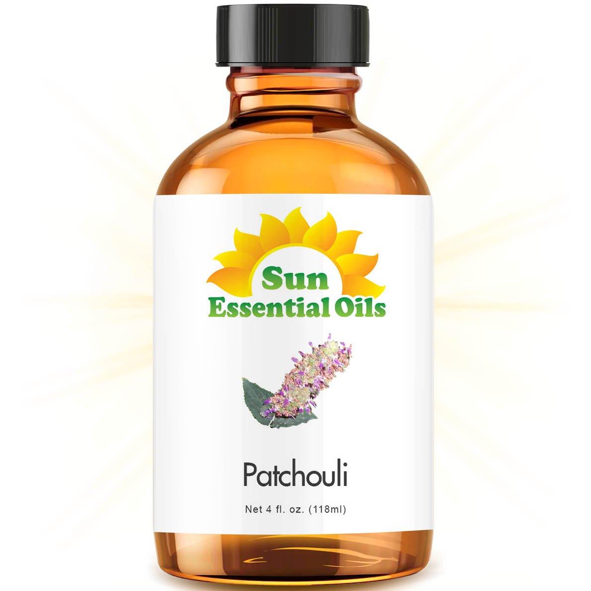 Patchouli (Large 4 ounce) Best Essential Oil