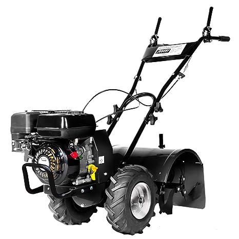 brast Gasolina Arado De Labranza Fresadora motoazada suelo Fresadora 196 ccm 4,8 kW (