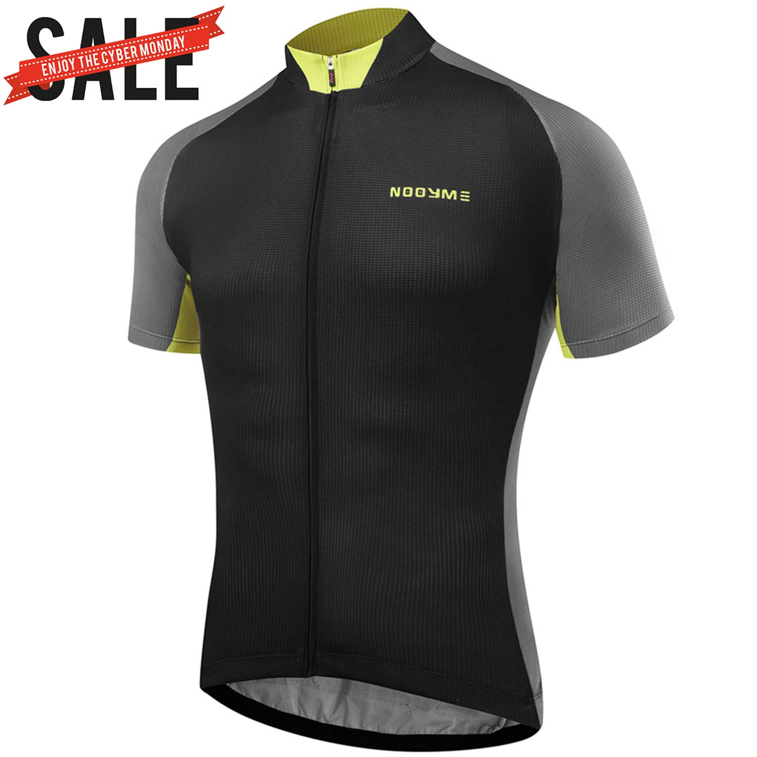 Amazon.com   NOOYME Men s Cycling Jersey Short Sleeve Bike Shirt Breathable  Printed Long Sleeve Bike Jersey   Sports   Outdoors ed1f1a6bd