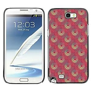 ZECASE Funda Carcasa Tapa Case Cover Para Samsung Galaxy S4 Mini I9190 No.0003551