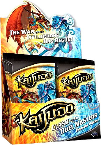 Kaijudo Trading Card Game CLASH OF THE D