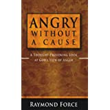 Angry Without a Cause - A Thought Provoking Look at God's View of Anger
