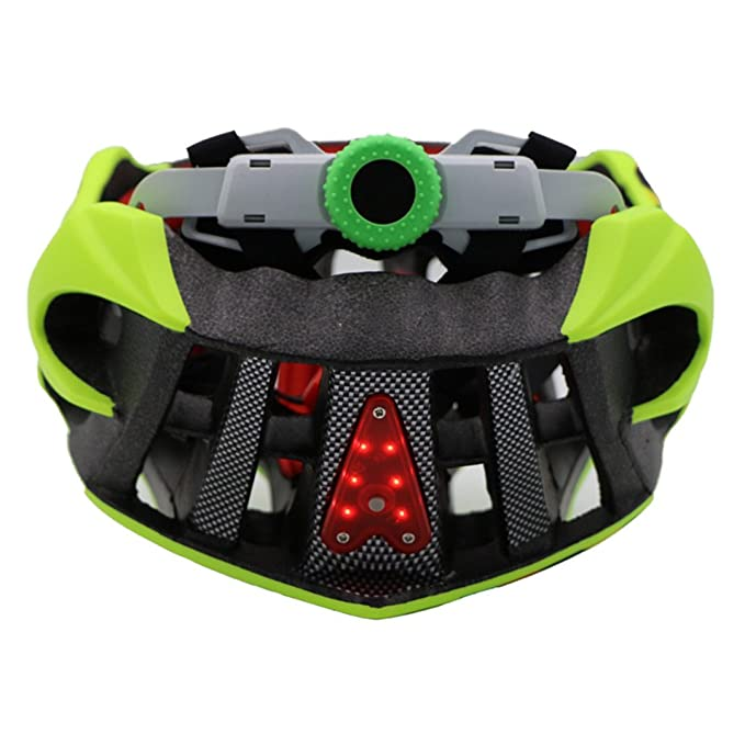 Amazon.com : Bicycle Helmet Cover With Led Lights Mtb Mountain Road Cycling Bike Men Women Capaceta Da Bicicleta Black L : Sports & Outdoors