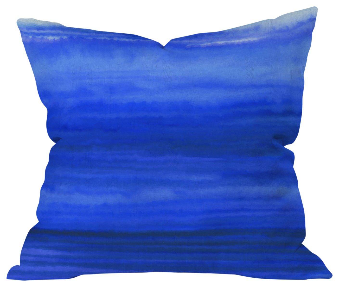 Deny Designs Jacqueline Maldonado Acquiesce 2 Outdoor Throw Pillow 20 x 20
