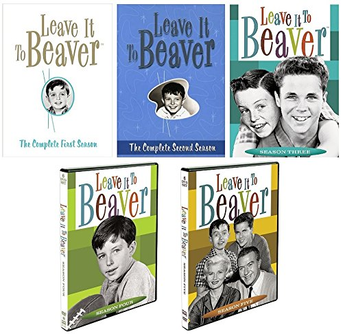 Leave it to Beaver: The (Almost) Complete Series [Seasons 1-5] by Universal Studios Home Entertainment/Shout Factory!